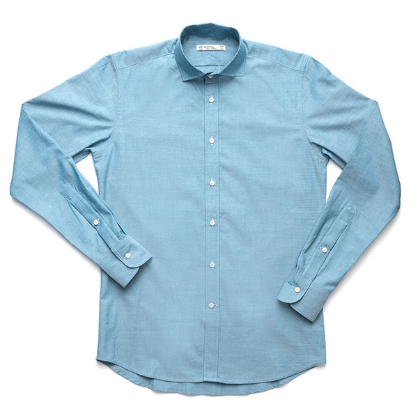 Men's Glass House Long Sleeve Button Down