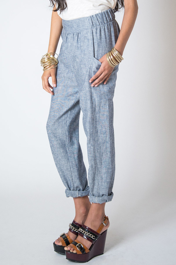 Allison Wonderland Thames Pant