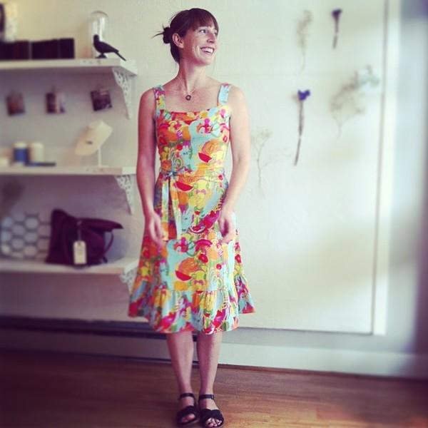Nooworks Prairie Girl Dress