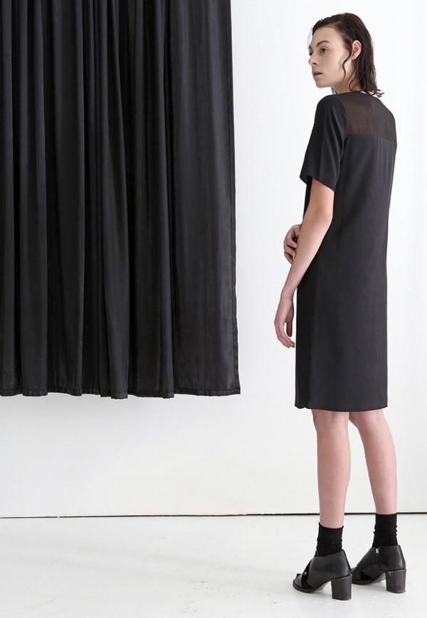 Silvae Enlow Twist Dress