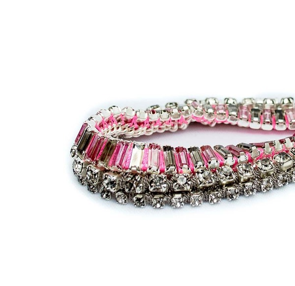 Alyssa Norton Silver Plated Bracelet