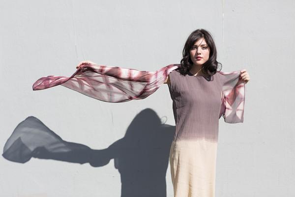 Courtyard Silk Rectangle