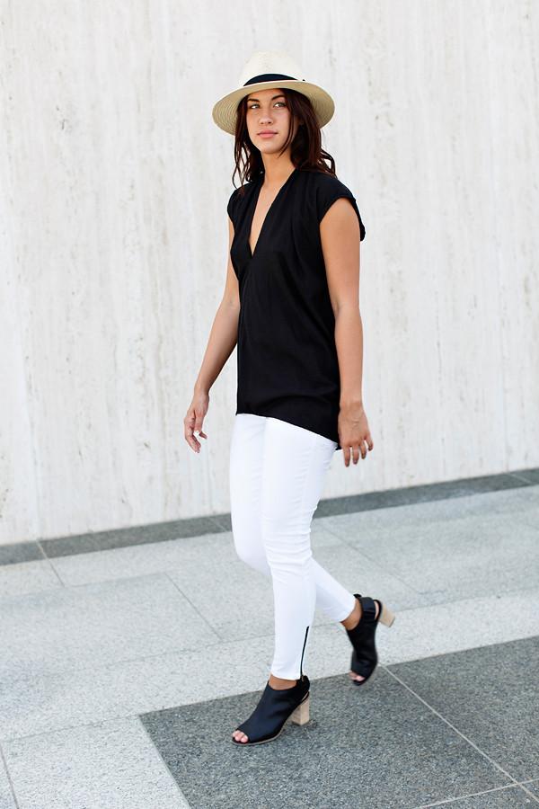 Miranda Bennett Everyday Top | Silk