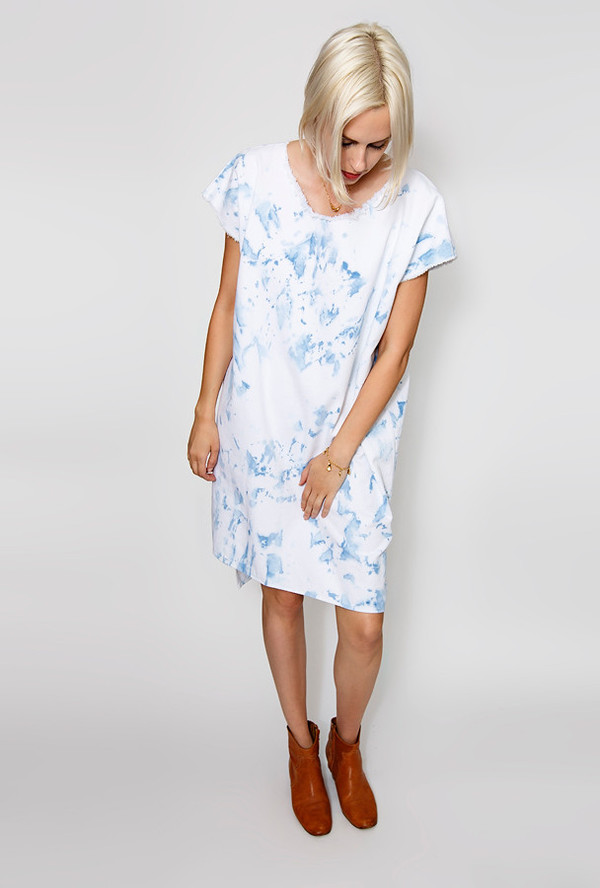 Miranda Bennett Shift Dress