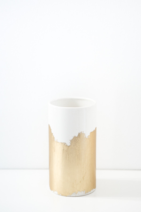 The Object Enthusiast Stroke Ceramic Cylinder