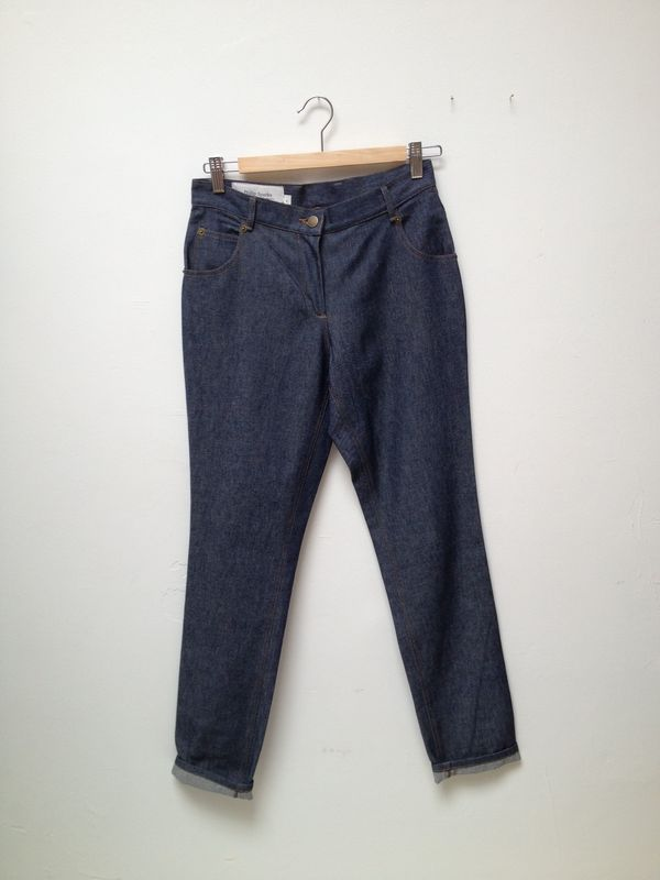 Philip Sparks Raw Denim