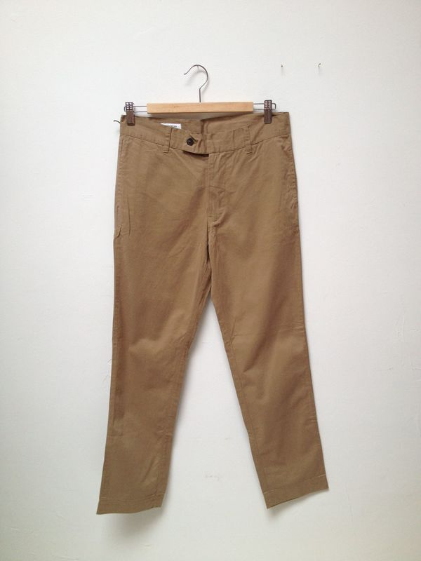 Men's Brooklyn Tailors Cotton Pants