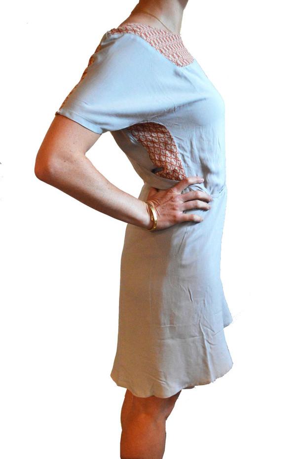 Dagg & Stacey Coraline Wrap Dress