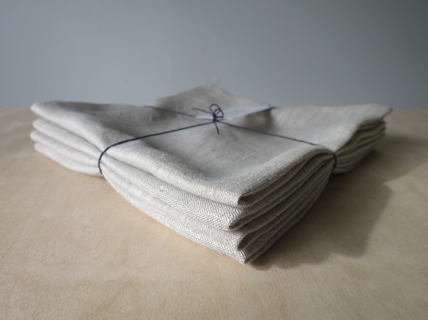 Lissu Linen Pillowcase Set - Birch
