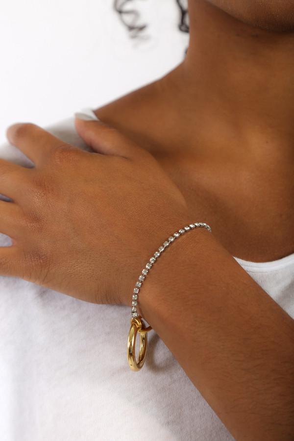 FAUX/real Safe Home Bracelet