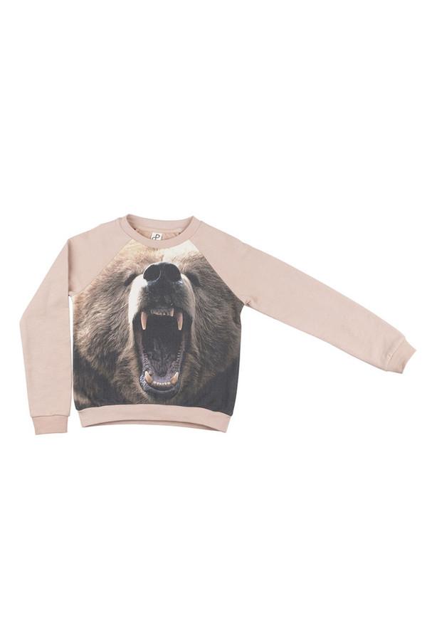 Kid's Popupshop Bear Sweatshirt