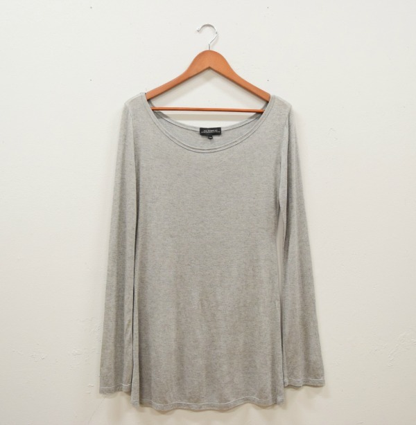 The Podolls Cashmere Tunic Tee