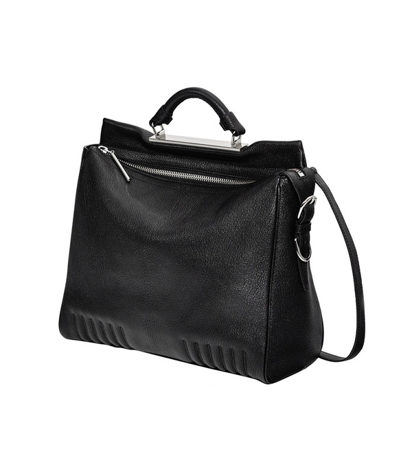 Black Ryder Satchel
