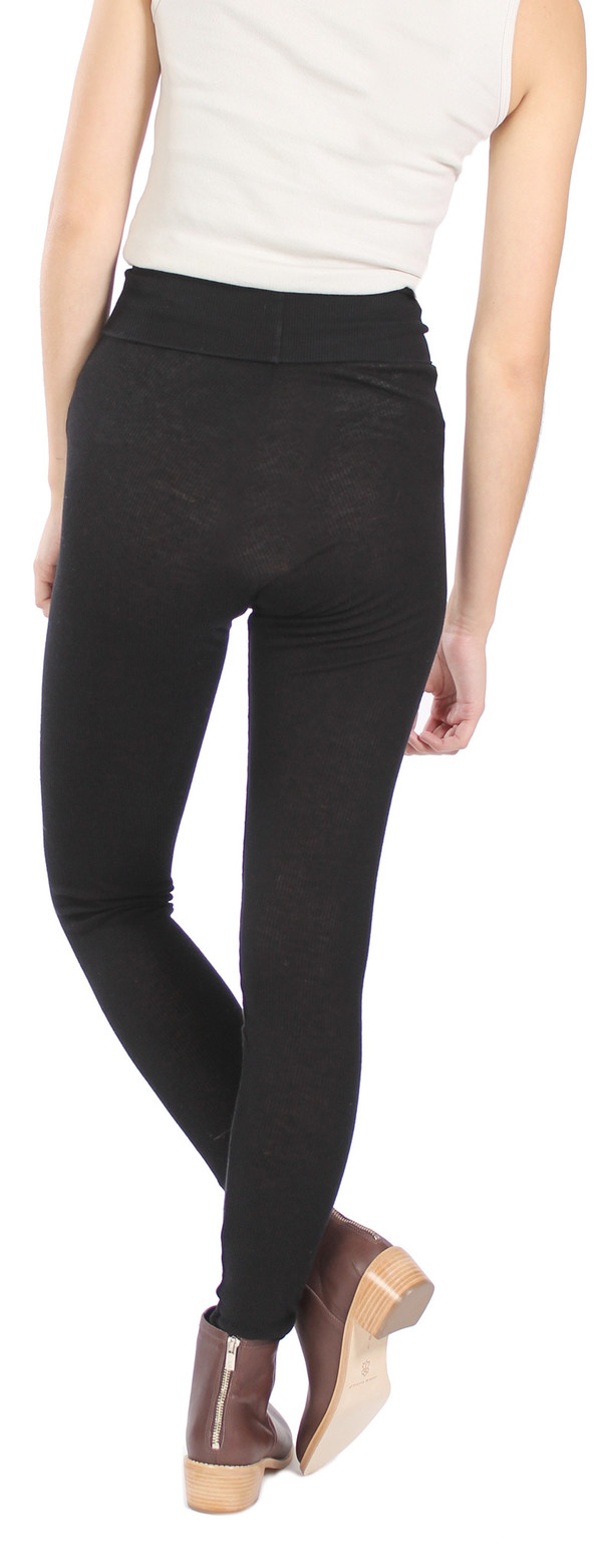 Prairie Underground Slinky Legging in Black