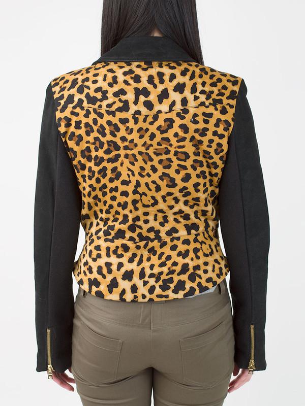 Pencey Moto Jacket