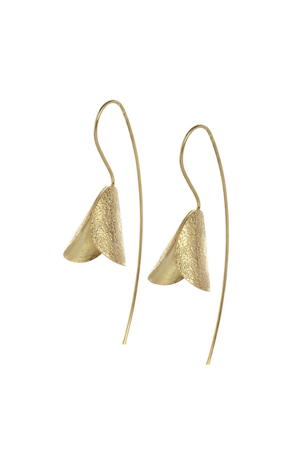Touch of Silver Tara Tulip Earrings