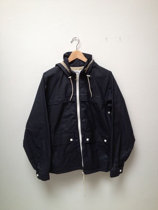 Men's MHL Contrast Face Anorak