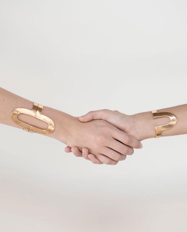 Minoux  Open Arch Bracelet