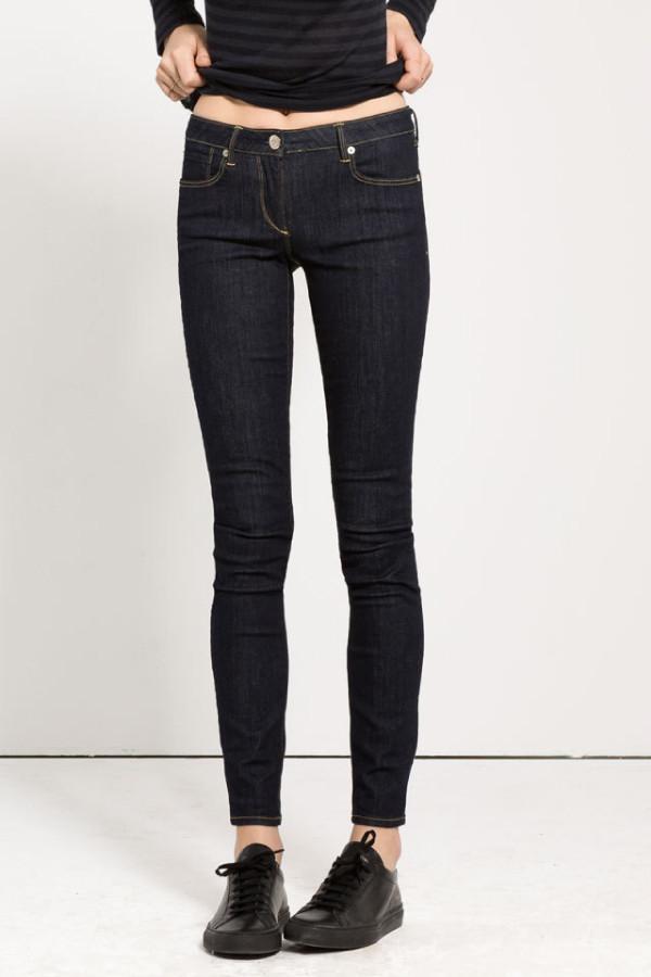 3x1 NYC W2 Mid-Rise Skinny Jean