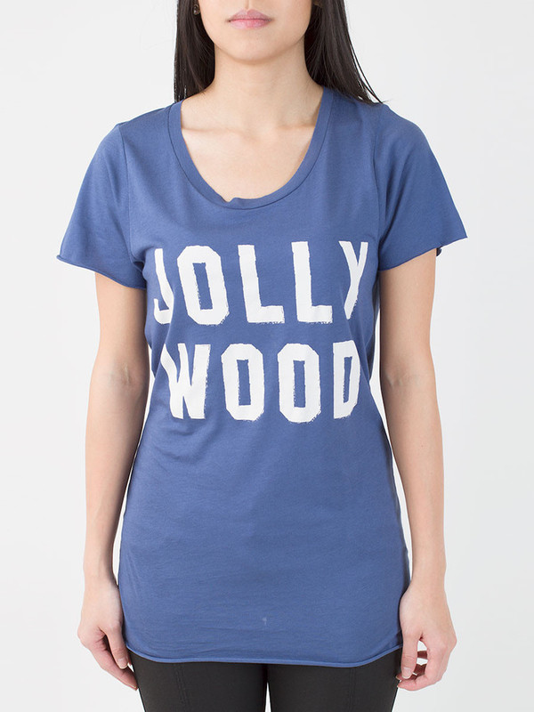 Zoe Karssen Jolly Wood Tee