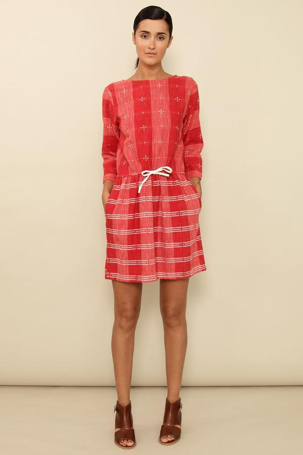 Ace & Jig Cardinal Lake dress