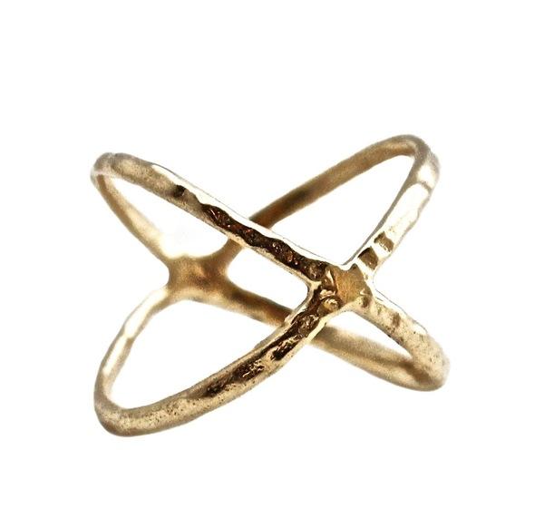 Nettie Kent Kiva Ring