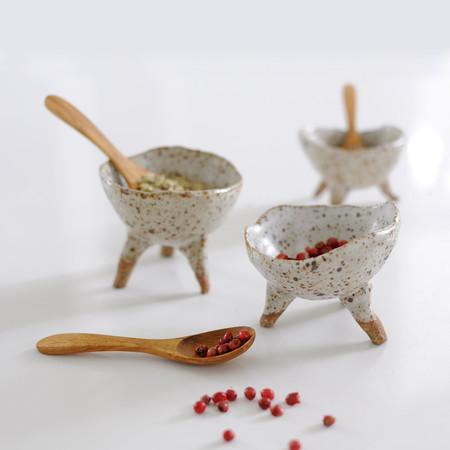 Ann Cutting Ceramic Stoneware Pod Bowls