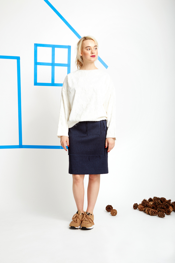 CF. Goldman Pocket Skirt