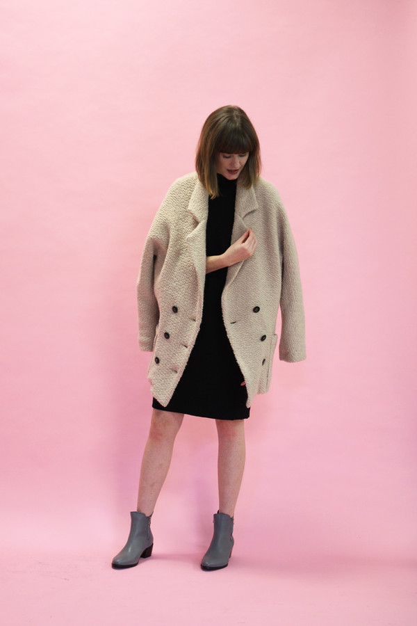 Eve Gravel Mile End Coat