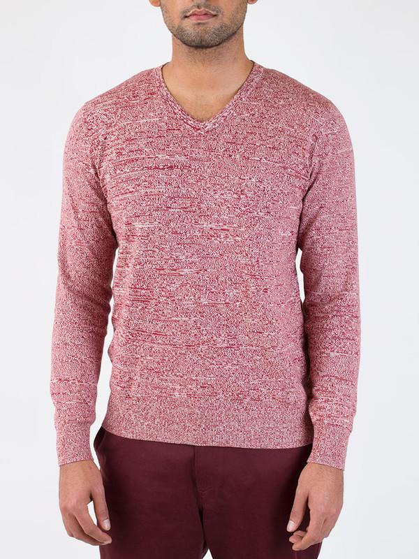 Men's Vanishing Elephant Burton Sweater