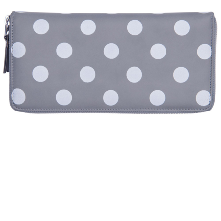 Comme des Garcons Wallet Polka Dots Printed