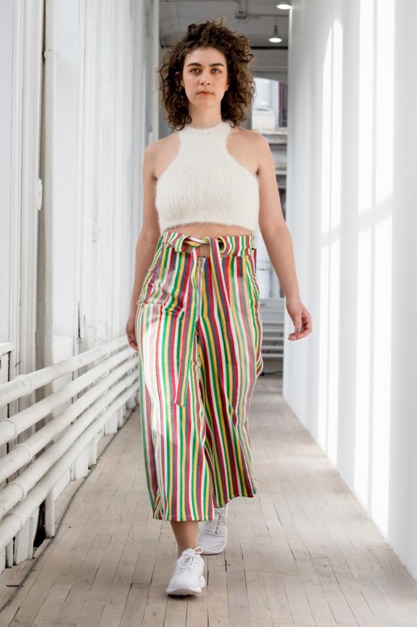 Eckhaus Latta Fold Pants
