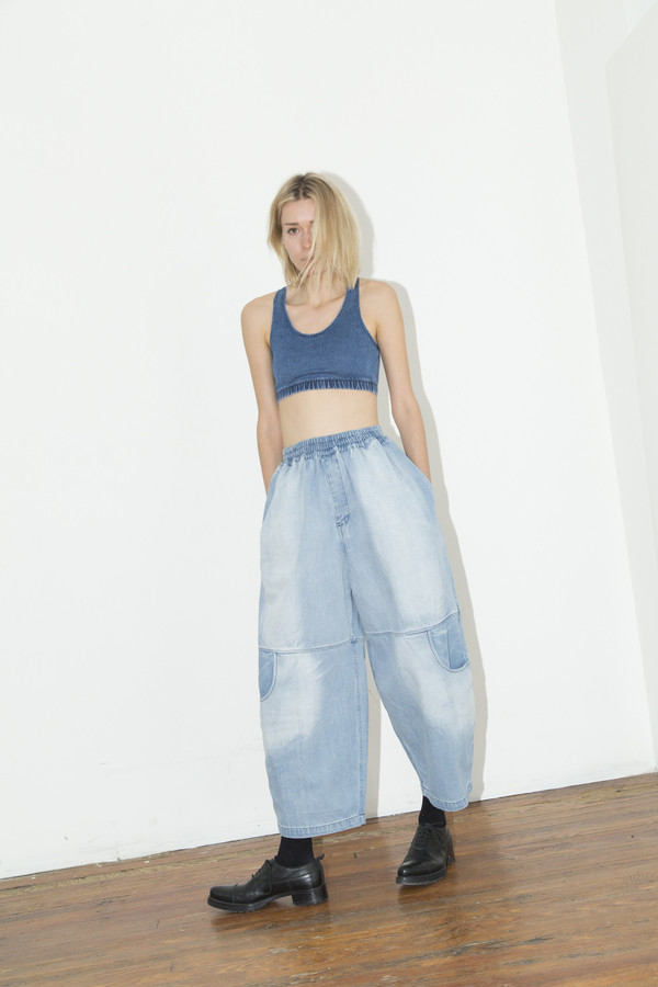 Medium Knee Pocket Pant