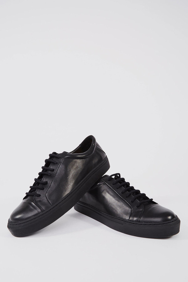 Men's Royal Republiq Black Spartacus Shoe