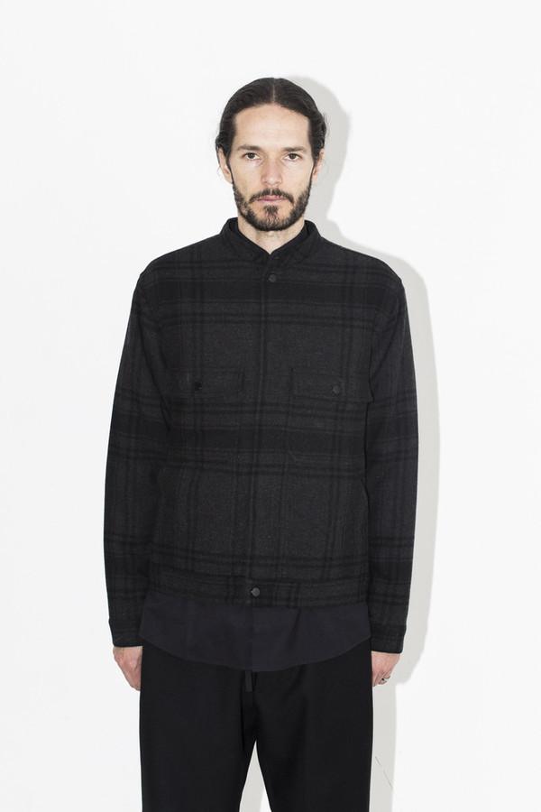 Smith-Wykes Officer Collar Coat