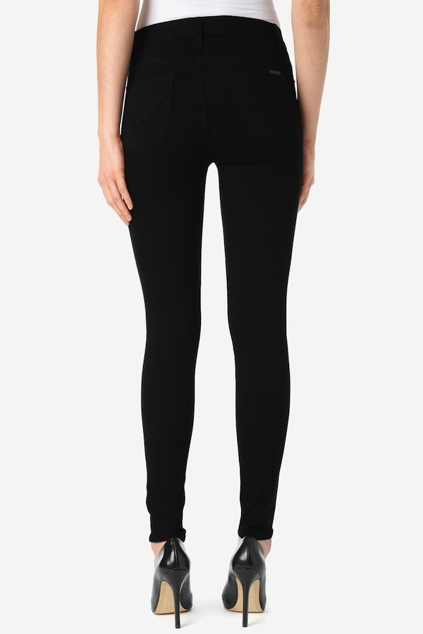 Hudson Barbara High Waist Super Skinny Jeans