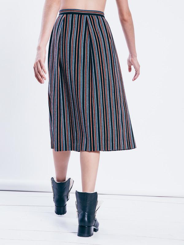 Nikki Chasin Chase Midi Skirt
