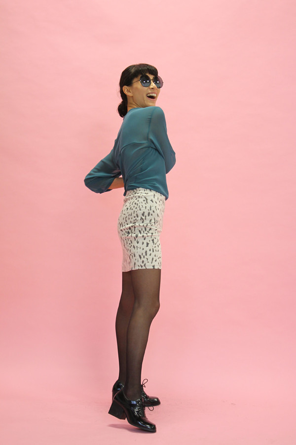 Eve Gravel Mont-Royal Skirt | Leo