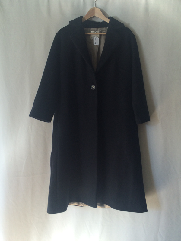 Sunjalink Wool Overcoat