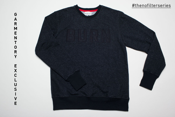 EXCLUSIVE: Men's Bridge & Burn Appliqué Sweatshirt