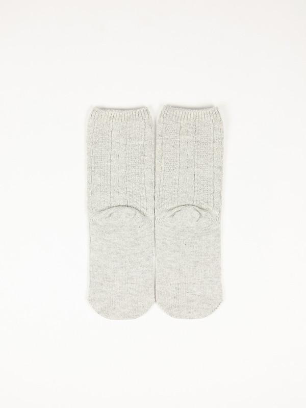 Cosmic Wonder Cover Socks, Grey