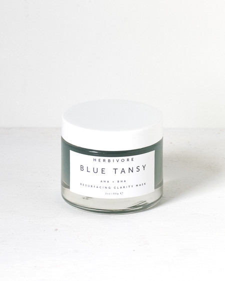 Herbivore Botanicals : Blue Tansy mask