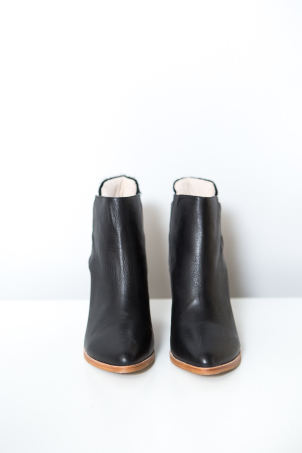 Sol Sana Monk Leather Boot