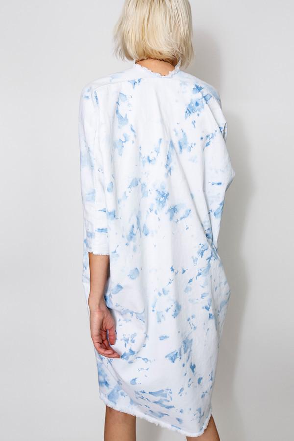 Miranda Bennett Arashi Muse Dress | Denim