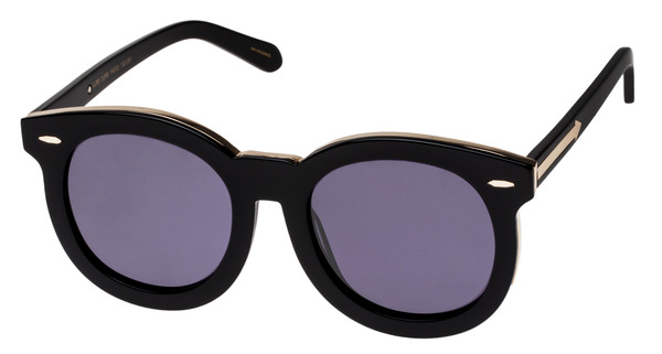 Karen Walker Super Duper Thistle Black