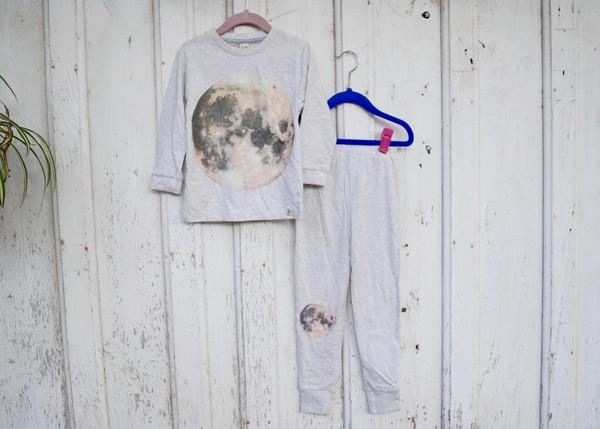 Kid's Popupshop: Moon Sleeper Set