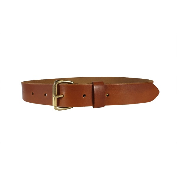 Journeyman&Company Classic Leather Belt