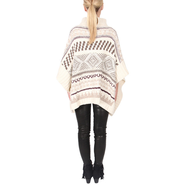 Ulla Johnson Azhar Poncho