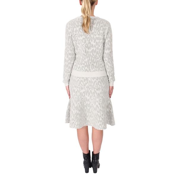 Theory Martiva C Vela Midi Skirt
