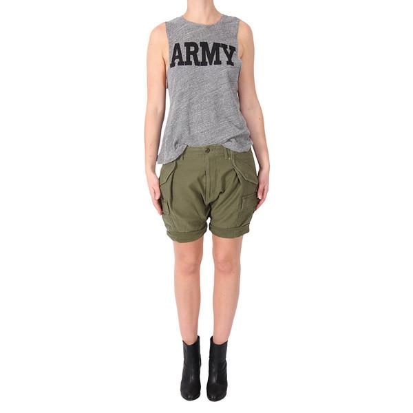 NLST Harem Cargo Shorts